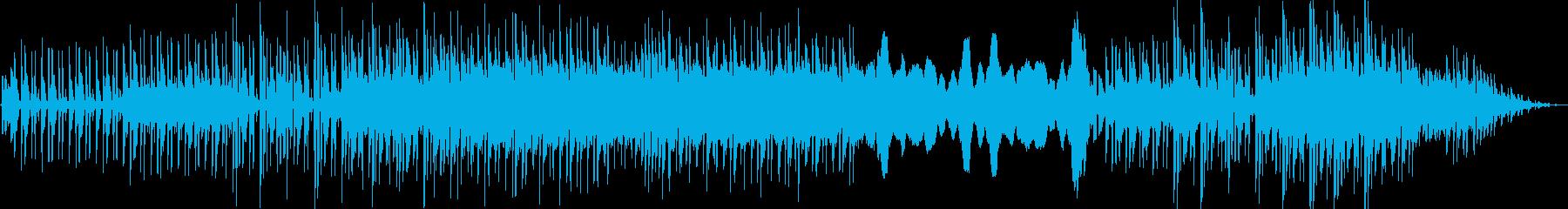 ラウンジ、ヴィンテージ。歌、ポジテ...の再生済みの波形