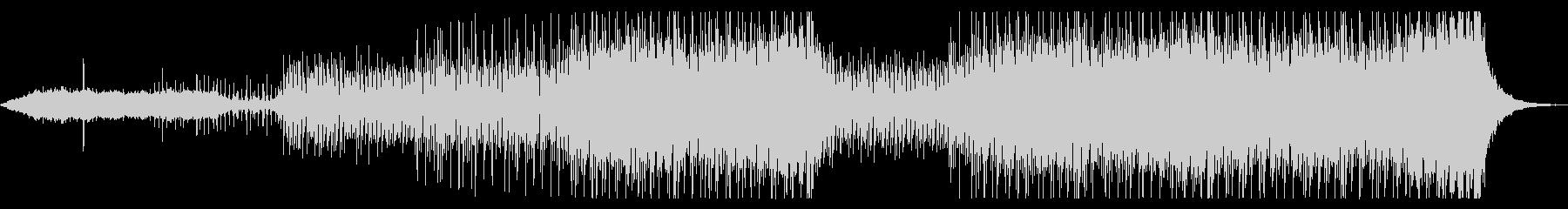 VoiceOfNatureの未再生の波形