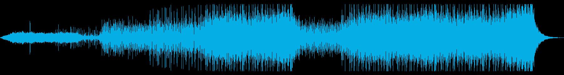 VoiceOfNatureの再生済みの波形