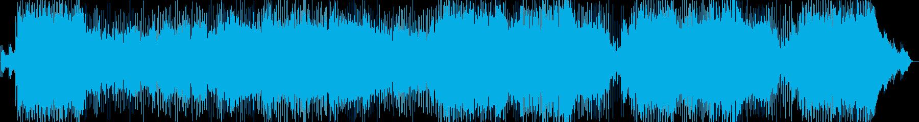 背景をポップします。ボブ・マーリー...の再生済みの波形