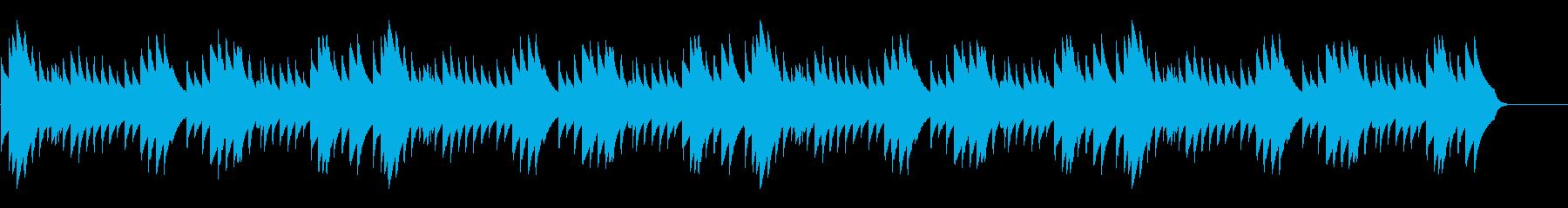 シャボン玉・遅い 16bit48kHzの再生済みの波形