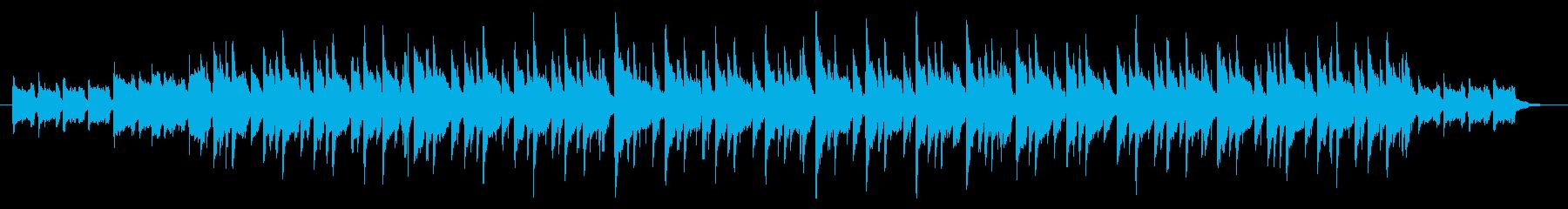 【アコギインスト】ほのぼの&アップテンポの再生済みの波形