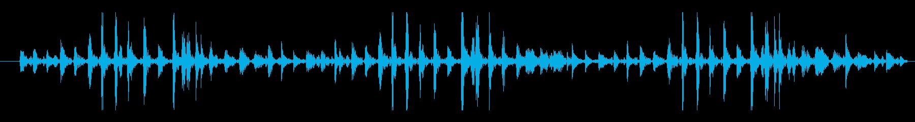フィクション ロボット ロボットス...の再生済みの波形