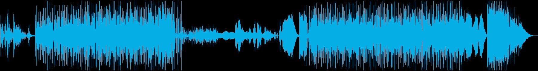 Klezmerisch rhumb...の再生済みの波形