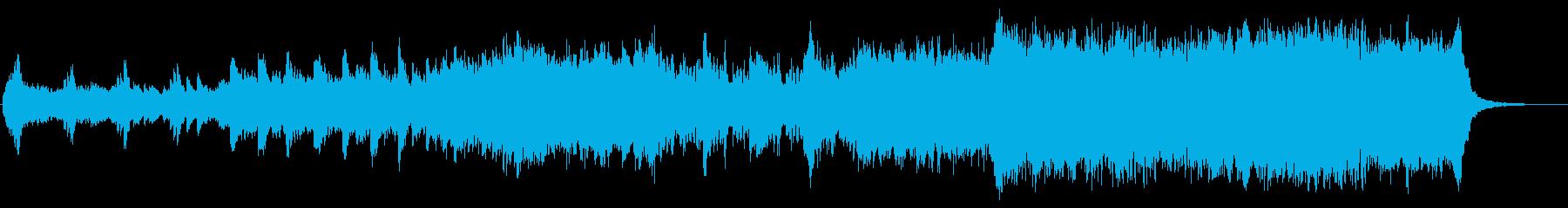 クラシック 交響曲 モダン 室内楽...の再生済みの波形