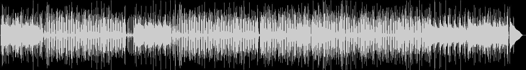 ウクレレとスチールパン/ドラム抜きの未再生の波形