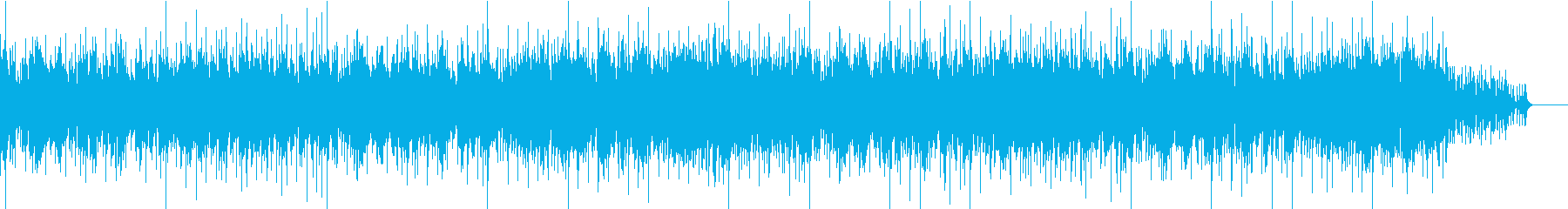 ボッサ/トロピカルサウンド/暖かい癒しの再生済みの波形