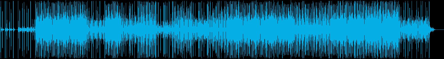 透明感とキュート-ポップエレクトロの再生済みの波形