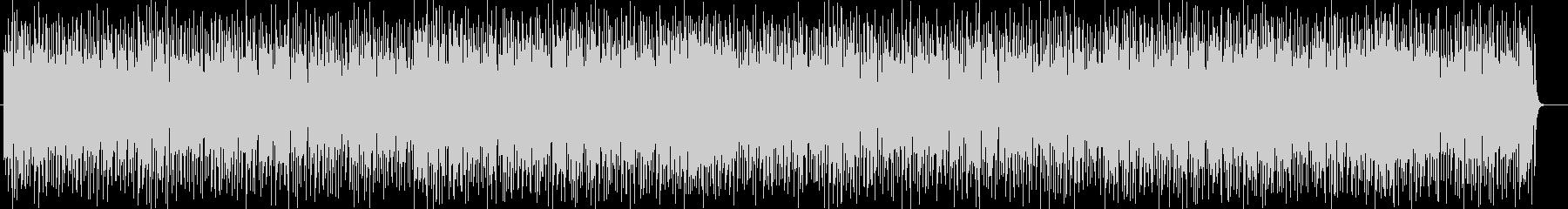 疾走感のあるピアノサウンドの未再生の波形