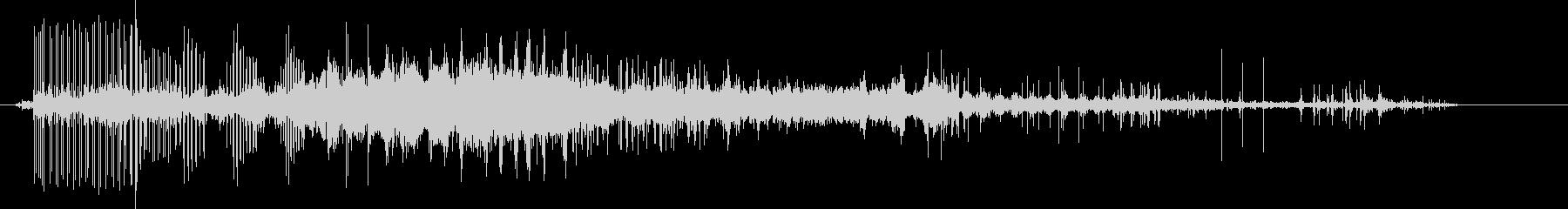 CINEMATIC BEEP 07の未再生の波形