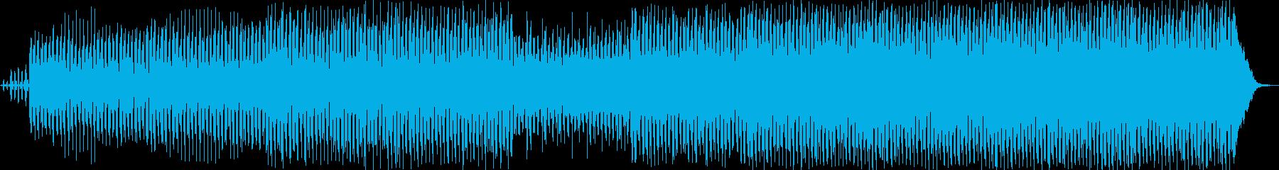 エレクトロニック 技術的な 楽しげ...の再生済みの波形