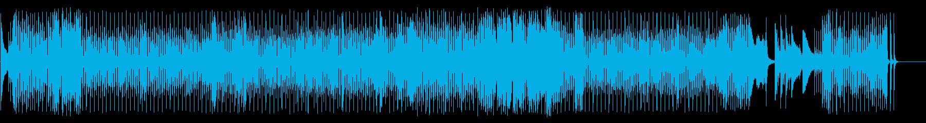 R&Bインストルメンタル。ブルージ...の再生済みの波形