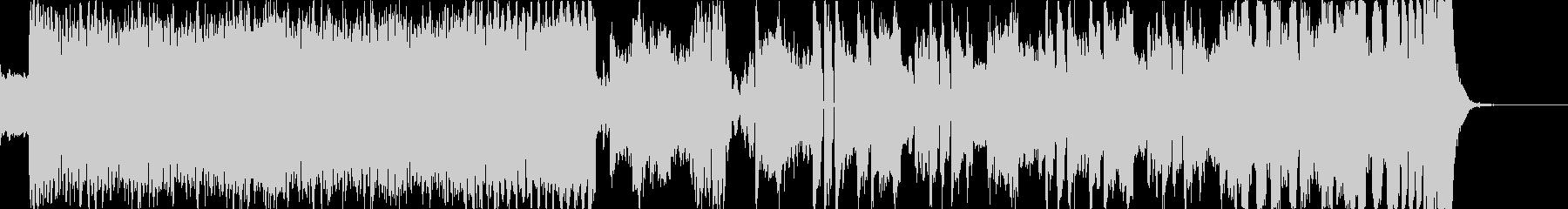 【戦闘等】ピコピコなロック×ダブステップの未再生の波形