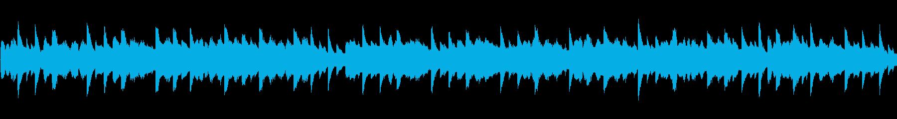 8bit Largo(ループ)の再生済みの波形