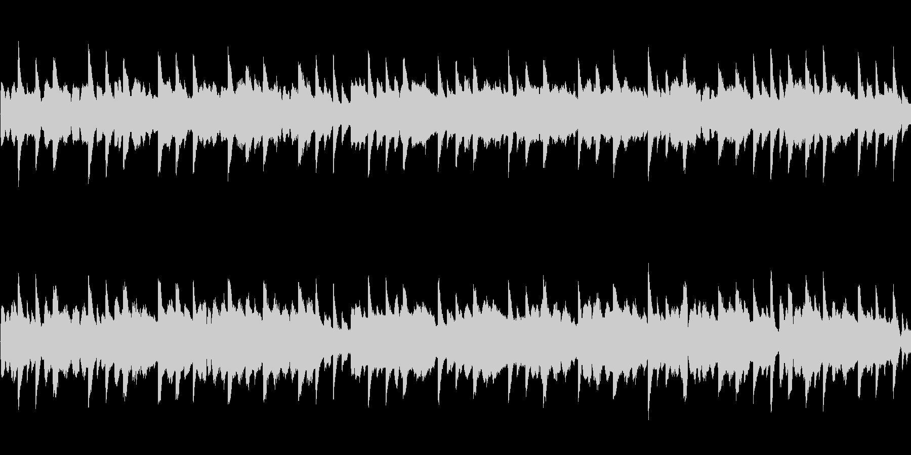 8bit Largo(ループ)の未再生の波形