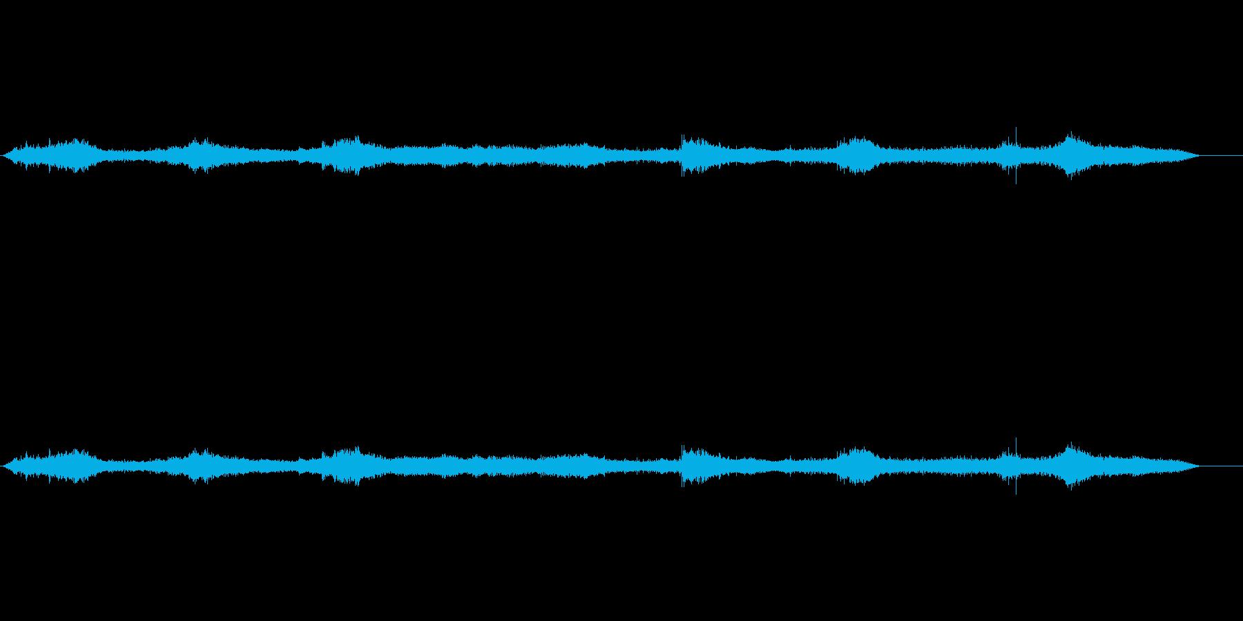 波-大の再生済みの波形