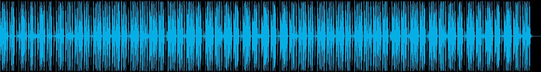 ほのぼの、説明、トーク、日常、ミニマルの再生済みの波形