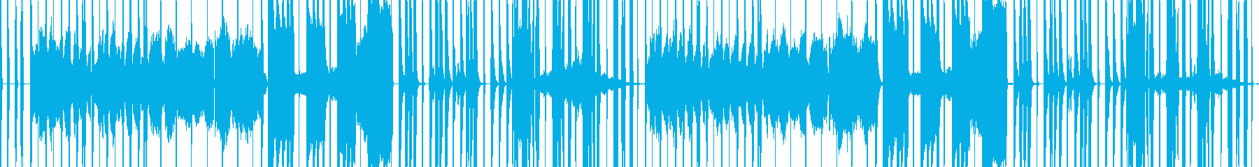 lofi/FutureBass/Trapの再生済みの波形
