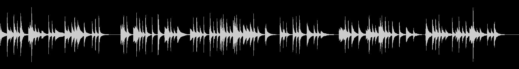 箏(琴)・料亭・旅館・鹿威し・着物の未再生の波形