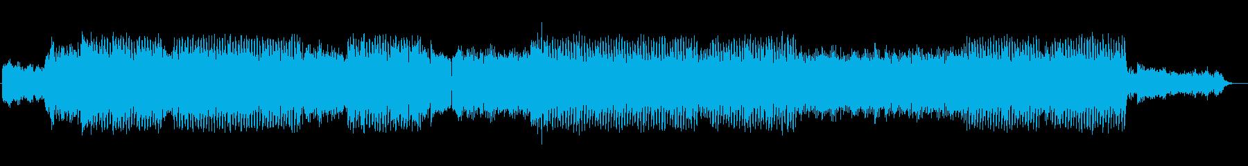 美しく、記憶に残るトランス音楽。さ...の再生済みの波形