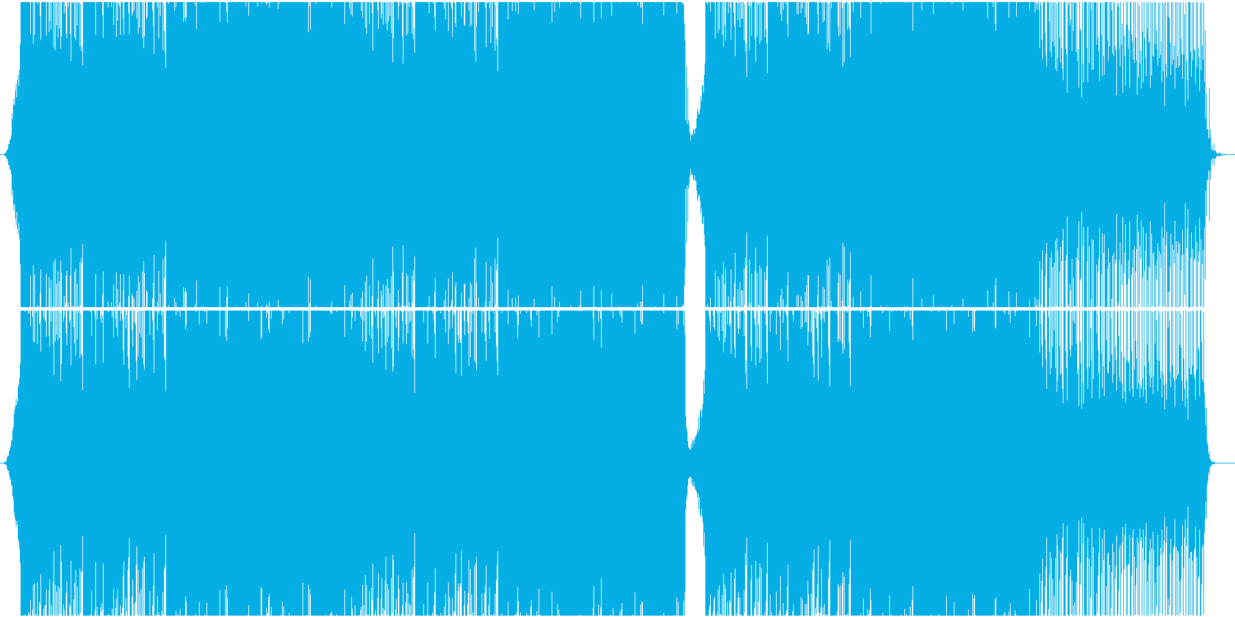 Background Corporate's reproduced waveform