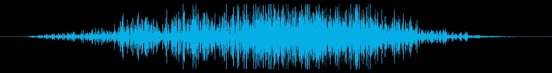 斬撃 ディープスコールヘビー01の再生済みの波形