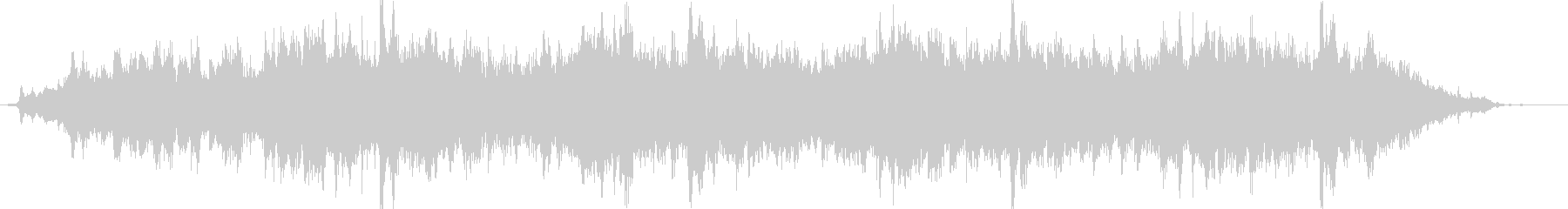 ドローン ハイチャイム01の未再生の波形