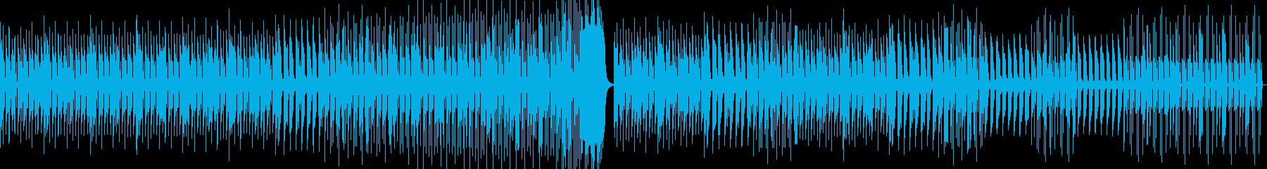 エレクトロ。攻撃。薬。の再生済みの波形
