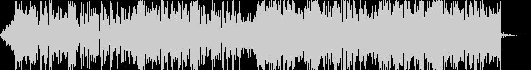 緊迫デジタルダークシネマティックEDMcの未再生の波形