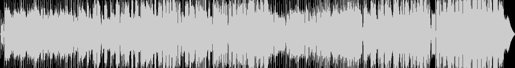 Jazzyなブルースバラード(日米録音)の未再生の波形