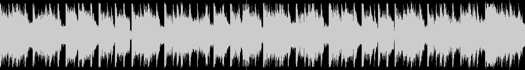 ダンスエクササイズBPM130:ショートの未再生の波形