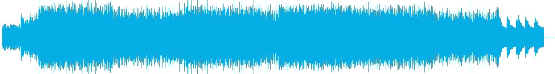 「HR/HM」「DARK系」BGM22の再生済みの波形