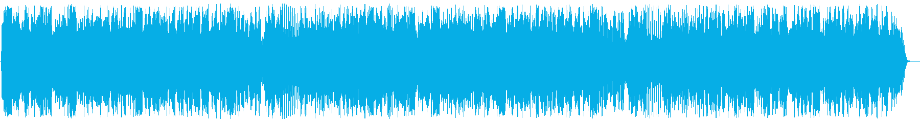 ジョリー・オールド・セント・ニコラスの再生済みの波形