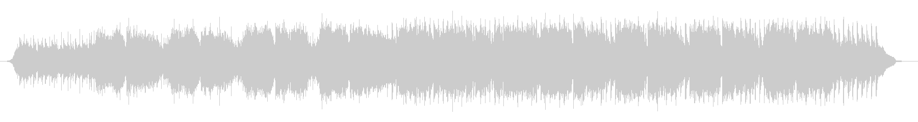 Bright and colorful BGM of violin and acoustic guitar's unreproduced waveform