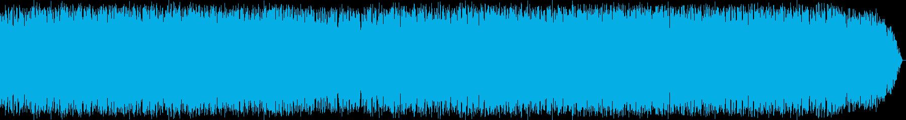 孤独なイメージ 哀愁の竹笛の音楽の再生済みの波形