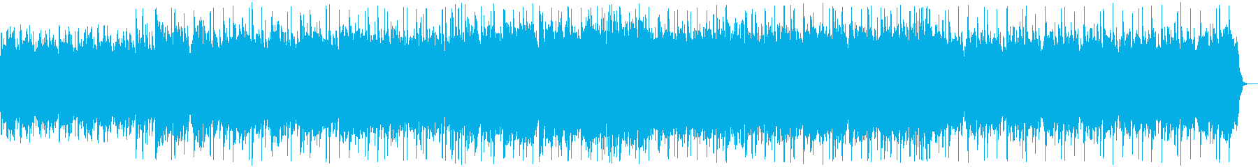 幻想的 神秘的な流れるピアノヒーリングbの再生済みの波形