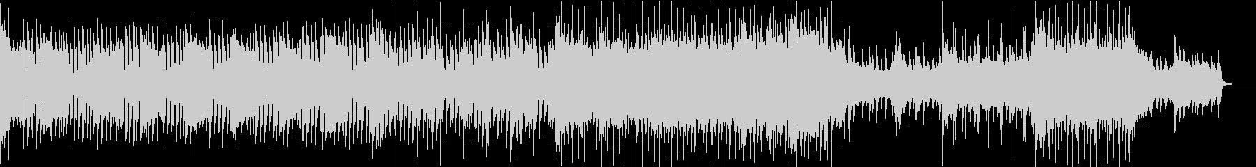 ★切迫した壮大なロックドラムオーケストラの未再生の波形