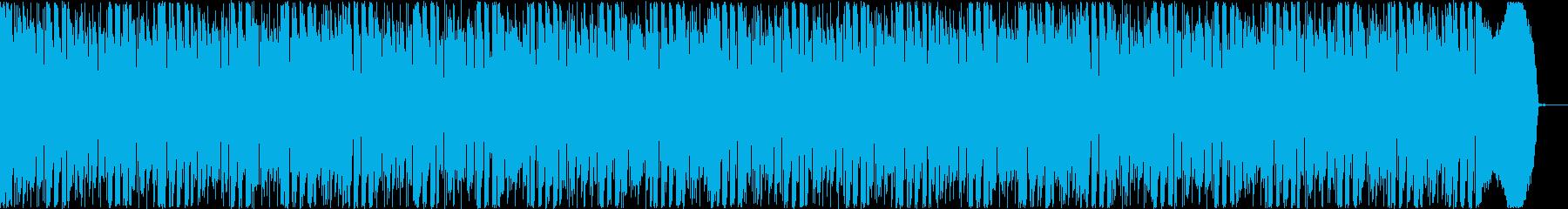 Funk, games, excitement's reproduced waveform