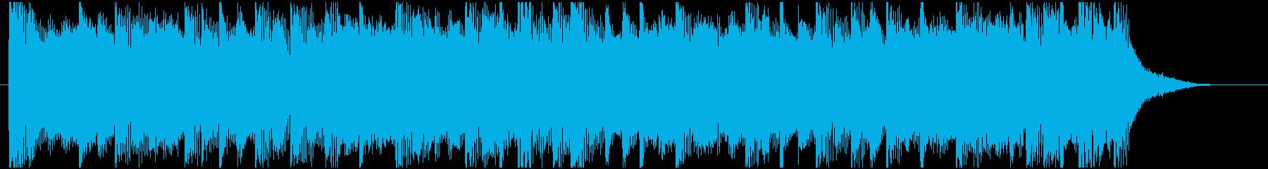 ハロウィン 不気味 トラップ 短めの再生済みの波形