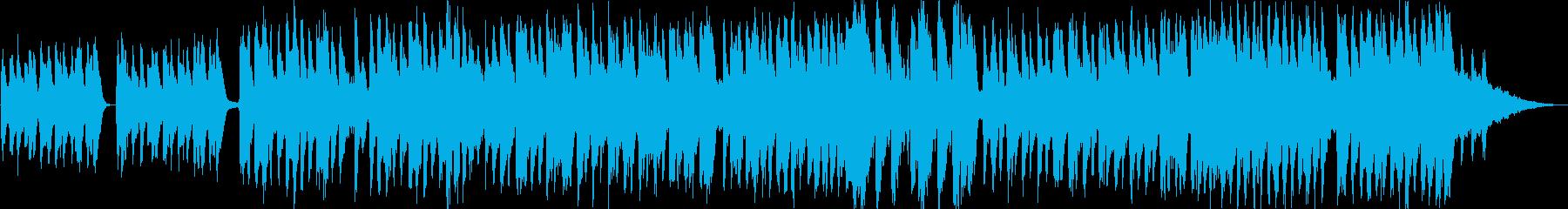 オーケストラ楽器。マジカル/ファン...の再生済みの波形