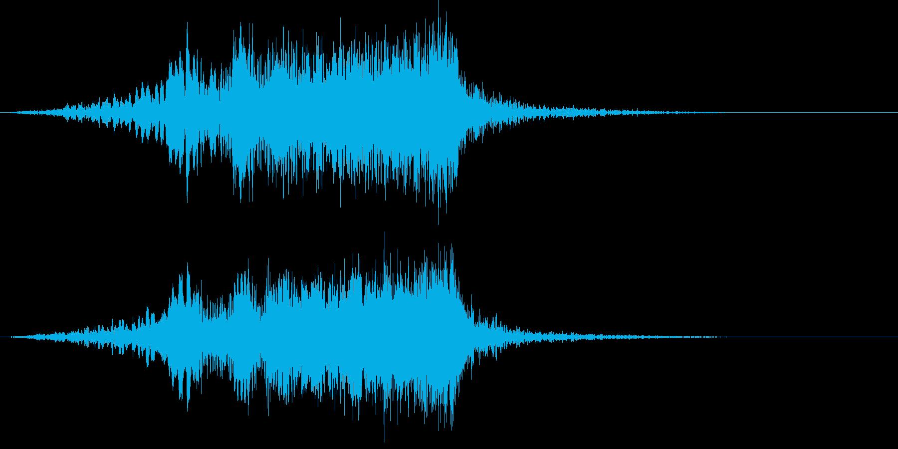 【映画演出】ライザー_04の再生済みの波形