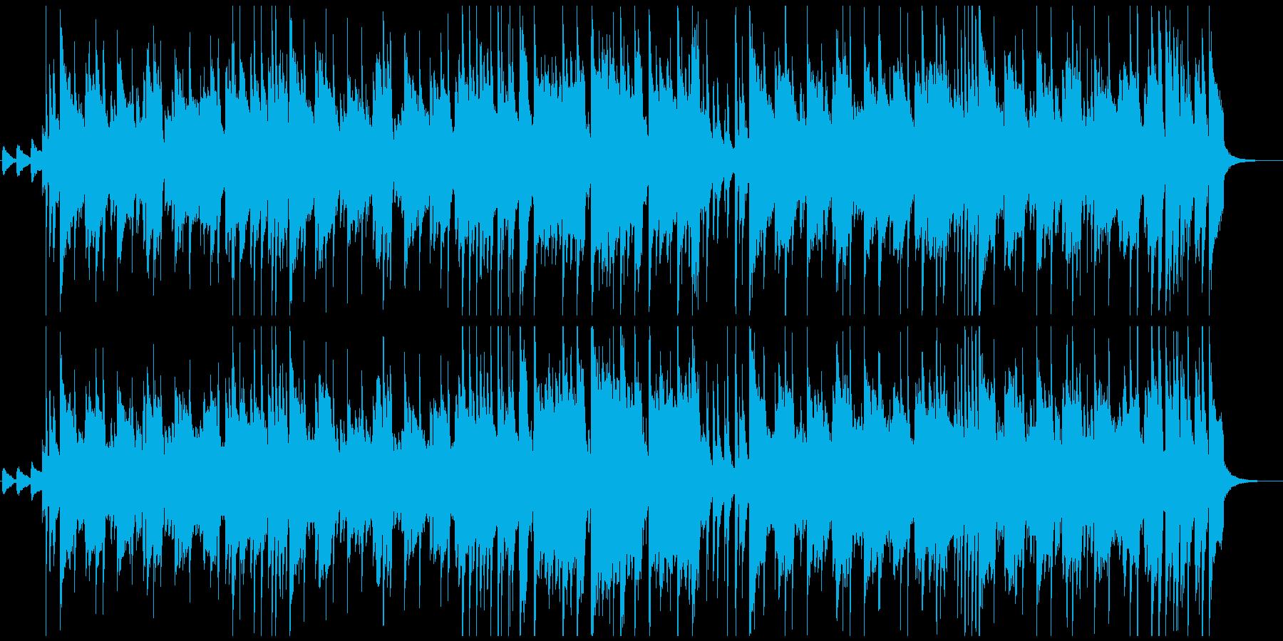 アコギのメロディ 爽やかなポップスの再生済みの波形