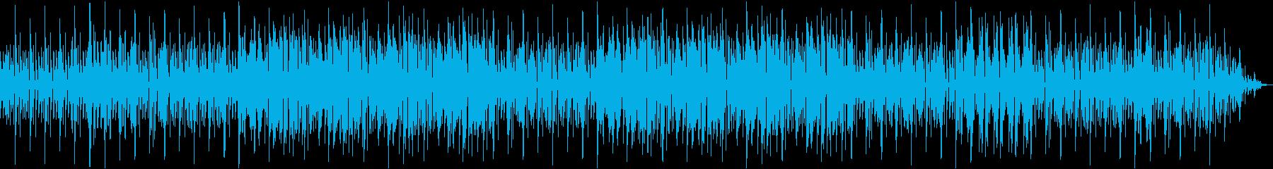 響きにインパクトある独特なメロディーの再生済みの波形