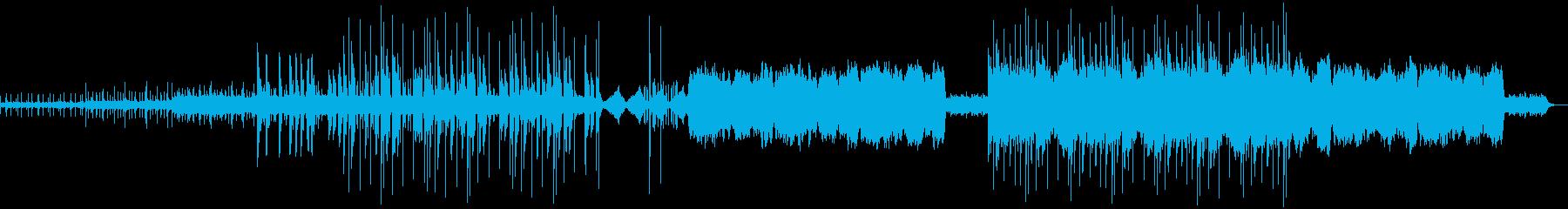 動画 押しつけがましい サスペンス...の再生済みの波形