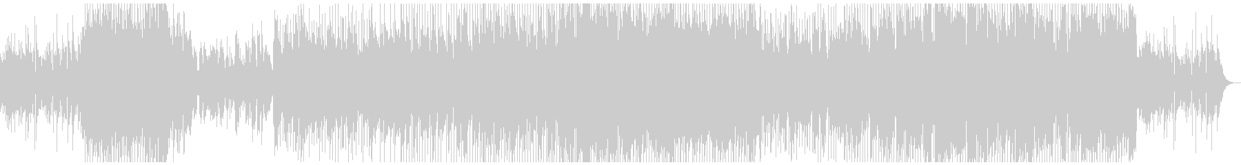 Dramatic and moving ballad's unreproduced waveform