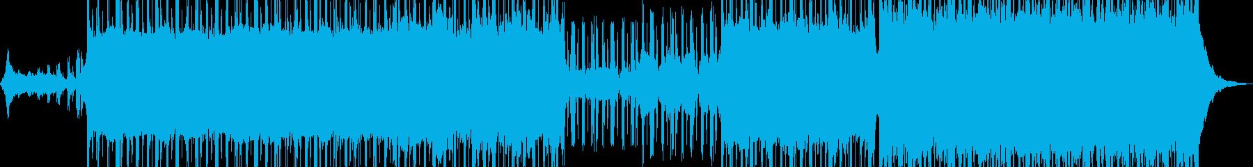 無機質でドライ・ダークなR&B A2の再生済みの波形