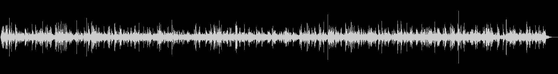 JAZZ|映像・オープニング・ラジオの未再生の波形