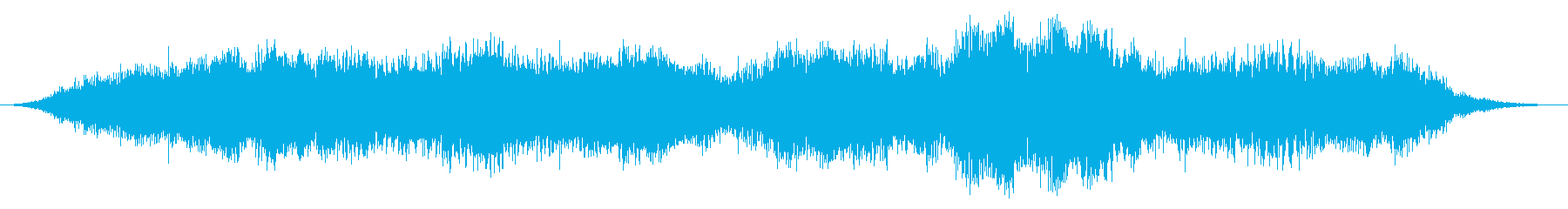 スペースドローン:遠い不気味の再生済みの波形
