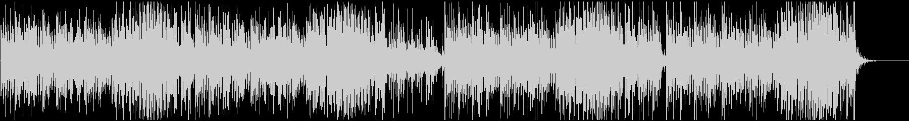 CMVP用新サウンド 独創的なピアノ曲の未再生の波形
