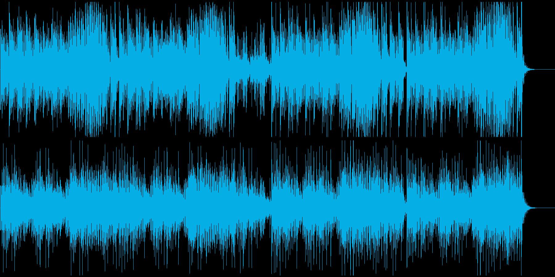 CMVP用新サウンド 独創的なピアノ曲の再生済みの波形